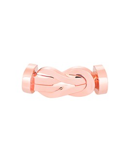 Fred - 18K Rose Gold 8°0 Large Buckle & Cable