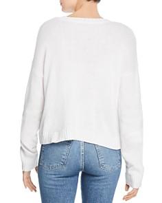 Show Me Your MuMu - Graphic Varsity Sweater