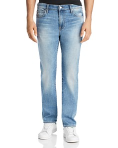 7 For All Mankind - Series 7 Adrien Slim Fit Jeans in Savant