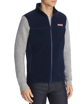Vineyard Vines - Harbor Fleece Vest