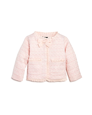 Bardot Junior Girls Coco Frill Jacket  Baby