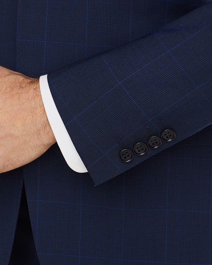 da472c83be4 Canali Tonal Prince of Wales Plaid Siena Regular Fit Suit ...