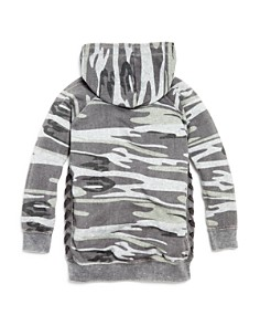 Vintage Havana - Girls' Camouflage Hoodie Sweatshirt - Big Kid