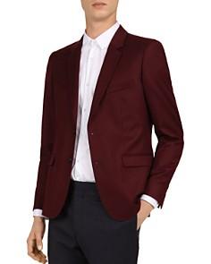 The Kooples - Warm Slim-Fit Blazer
