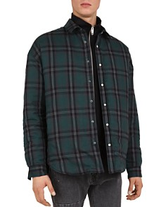 The Kooples - Oversized Check Shirt