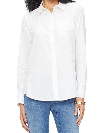 NYDJ - City A-line Cotton Shirt