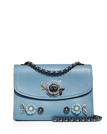 COACH - Parker 18 Tea Rose Convertible Shoulder Bag
