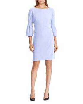 Ralph Lauren - Bell-Sleeve Jersey Dress