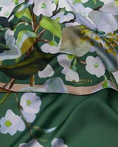 Ted Baker - Gloriaa Graceful Floral Silk Scarf
