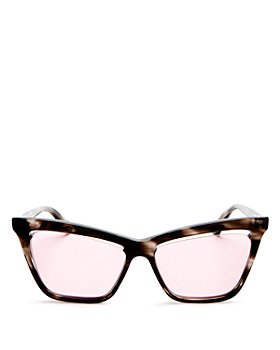 McQ Alexander McQueen - Women's Iconic Cat Eye Sunglasses, 55mm