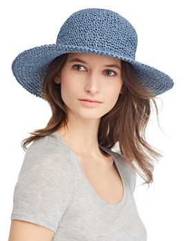 Echo - Effortless Packable Crochet Sun Hat 3e5878316ab6