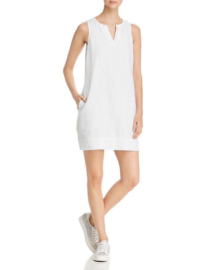 Tommy Bahama - Seaglass Sleeveless Linen Shift Dress
