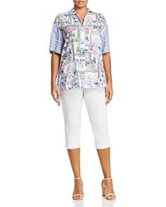 Marina Rinaldi - Flicorno Printed Shirt