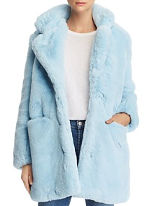 Apparis - Sophie Faux Fur Coat