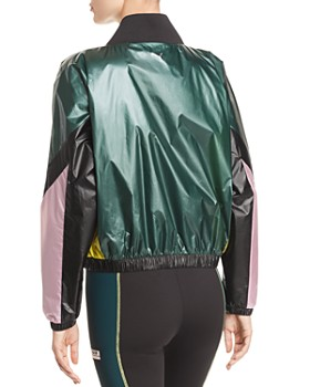PUMA - TZ Color-Block Windbreaker