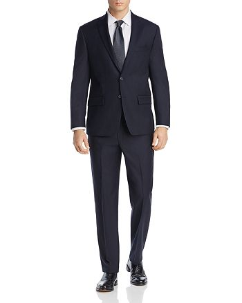 Michael Kors - Tonal Pinstripe Classic Fit Suit Separates