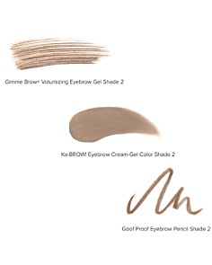 Benefit Cosmetics - Brow-Raising Lineup! Mini Brow Trio ($36 value)