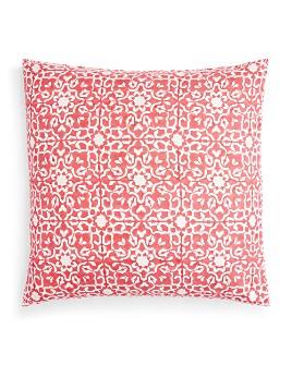 "John Robshaw - Lavana Decorative Pillow, 12"" x 18"""