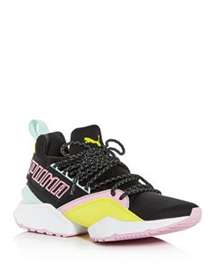3d3422624dc637 PUMA Women s Nova GRL PWR Low-Top Sneakers