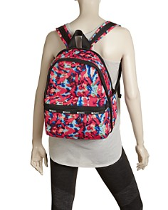 LeSportsac - Baron Von Fancy x LeSportsac x PINTRILL Tie-Dyed Backpack