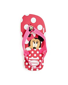 havaianas - Girls' Mini Mouse Flip-Flops - Baby, Walker