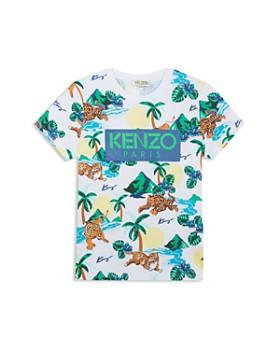 63019dd35 Kenzo - Boys' Tropical Print Tee - Little Kid ...