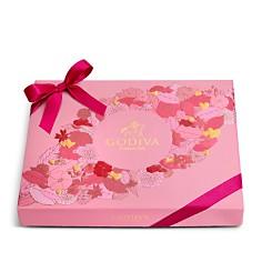 Godiva® - Chocolatier 20-Piece Valentine's Day Assorted Chocolate Gift Box