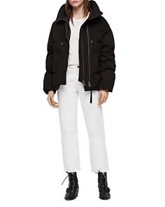ALLSAINTS - Quinn Hooded Puffer Jacket
