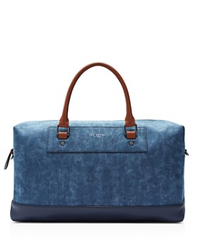 55ea91ff0d2d Ted Baker - Mackers Pu Holdall ...