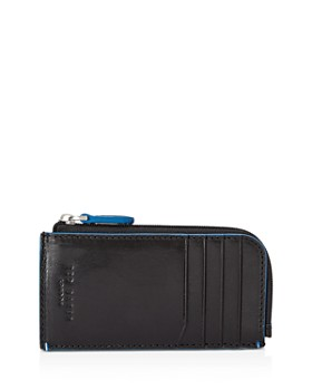2ac9d7e5893 Ted Baker - Chicar Contrast-Stitch Leather Cardholder ...