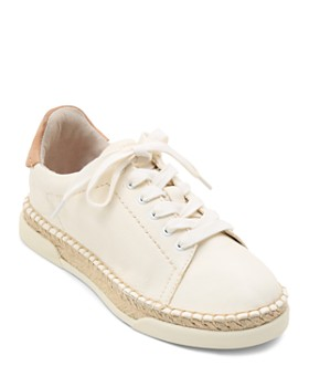 Dolce Vita - Women's Madox Leather Low Top Sneakers
