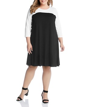911562f50126e Karen Kane Plus Designer Plus Size Clothing on Sale - Bloomingdale s