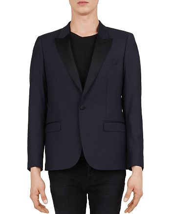 The Kooples - Smocking Chic Slim Fit Blazer
