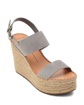 59cbeeb9785a Dolce Vita - Women s Spiro Snake-Embossed Platform Sandals ...