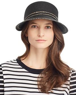 August Hat Company - Leopard-Trim Framer Cap