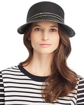 5b4eee0139942 August Hat Company - Leopard-Trim Framer Cap