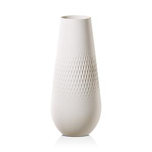 Villeroy & Boch Collier Blanc Vase Carre No.3