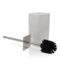 Waterworks - White Marble Closet Brush - 100% Exclusive