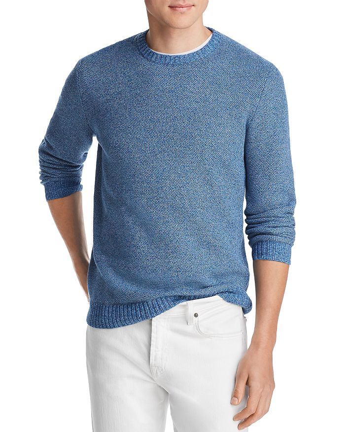 The Men's Store at Bloomingdale's - Mouline Honeycomb-Stitch Sweater - 100% Exclusive