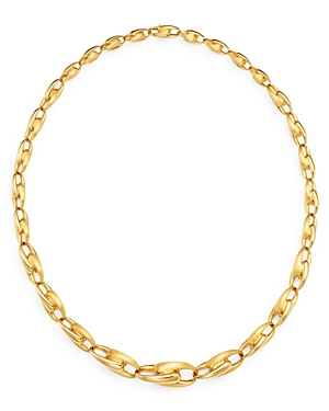 Marco Bicego 18K Yellow Gold Lucia Link Collar Necklace, 18 - 100% Exclusive