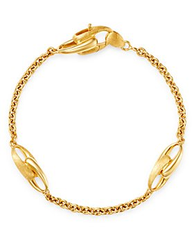 Marco Bicego - 18K Yellow Gold Lucia Station Bracelet - 100% Exclusive