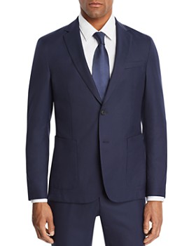 BOSS - Hooper Create Your Look Washable Travel Slim Fit Suit Jacket