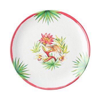 Juliska - Flora & Fauna Melamine Dinner Plate