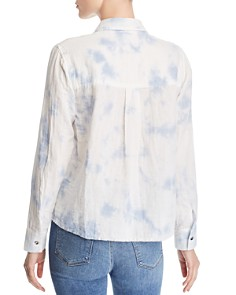 Splendid - Cloud Wash Tie-Dye Shirt