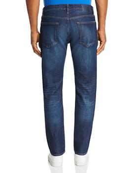 S.M.N Studio - Hunter Slim Fit Jeans in Maxwell