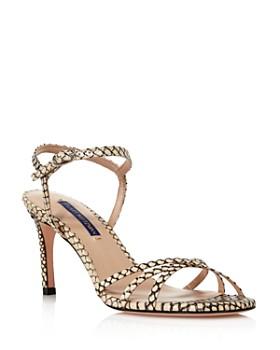 357a48dccb6 Stuart Weitzman - Women s Star High-Heel Sandals ...