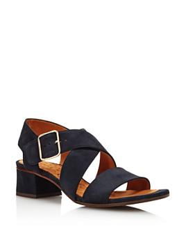 Chie Mihara - Women's Amazon Block-Heel Sandals