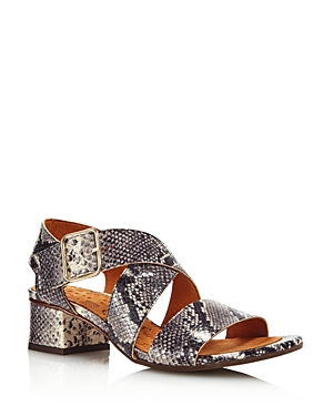 d4c052d230d9 Chie Mihara Women S Amazon Block-Heel Sandals In Asfalto