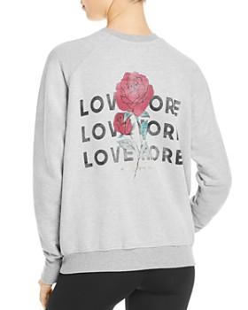Spiritual Gangster - Rose Classic Sweatshirt