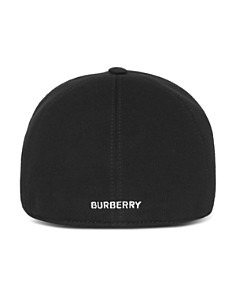 Burberry - Embroidered Logo Baseball Cap
